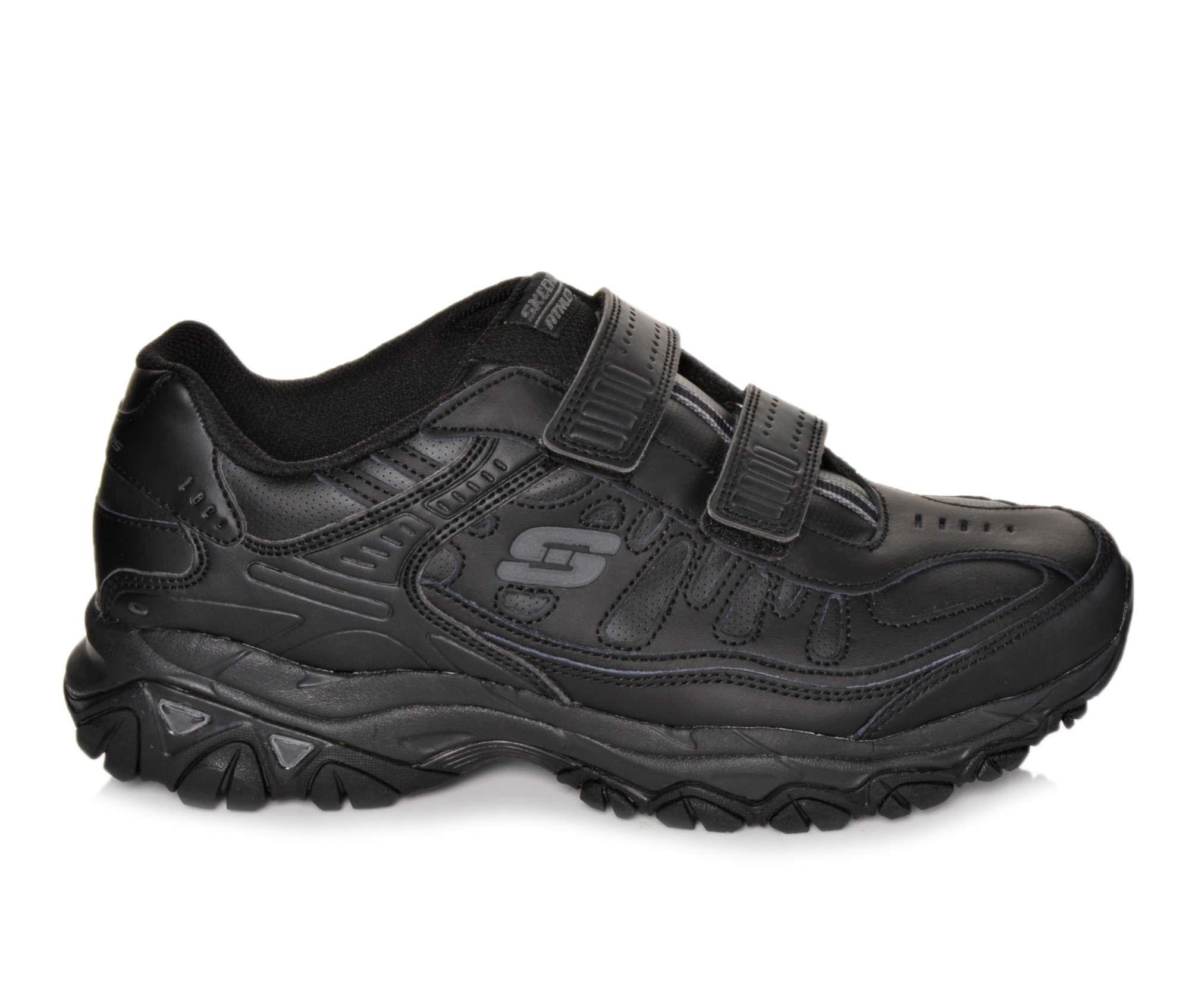 Men's Skechers Final Cut 50121 Walking Shoes Black/Black