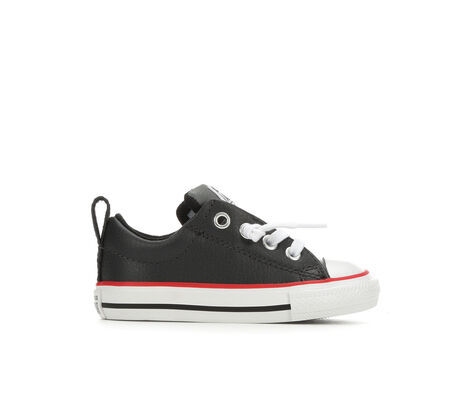 Kids' Converse Chuck Taylor All Star St. Ox 2-10 Sneakers