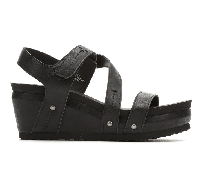 Women's Axxiom Evelyn Strappy Wedge Sandals