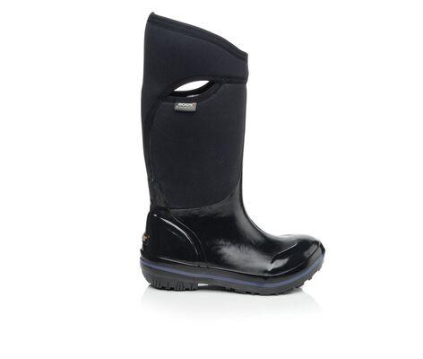 Women's Bogs Footwear Plimsoll Solid Tall Shaft Winter Boots
