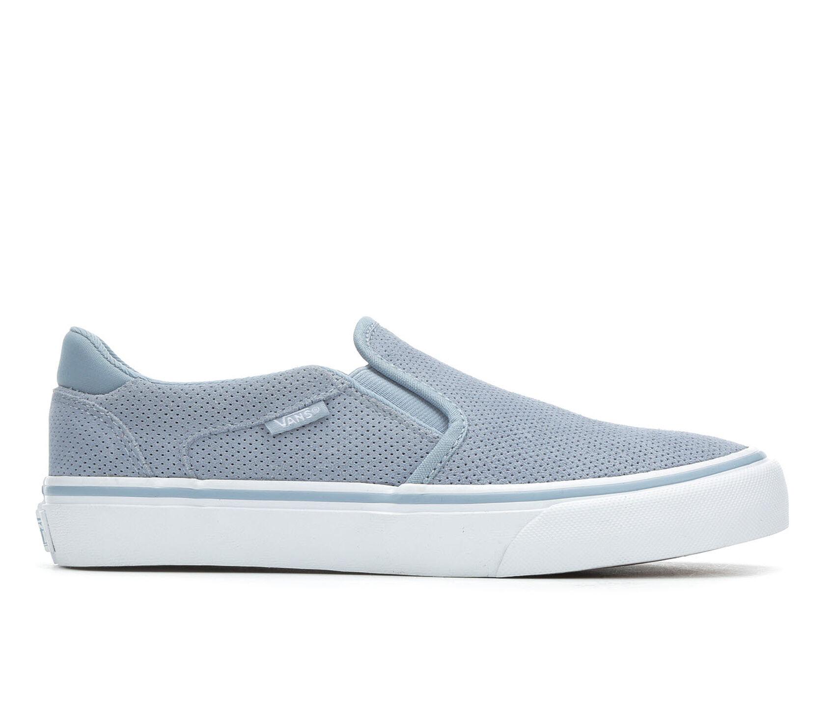 4d67451291ee Women's Vans Asher Deluxe Skate Shoes | Shoe Carnival