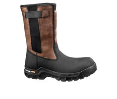 Men's Carhartt CMF1391 Flex Composite Toe Pull-On Work Boots