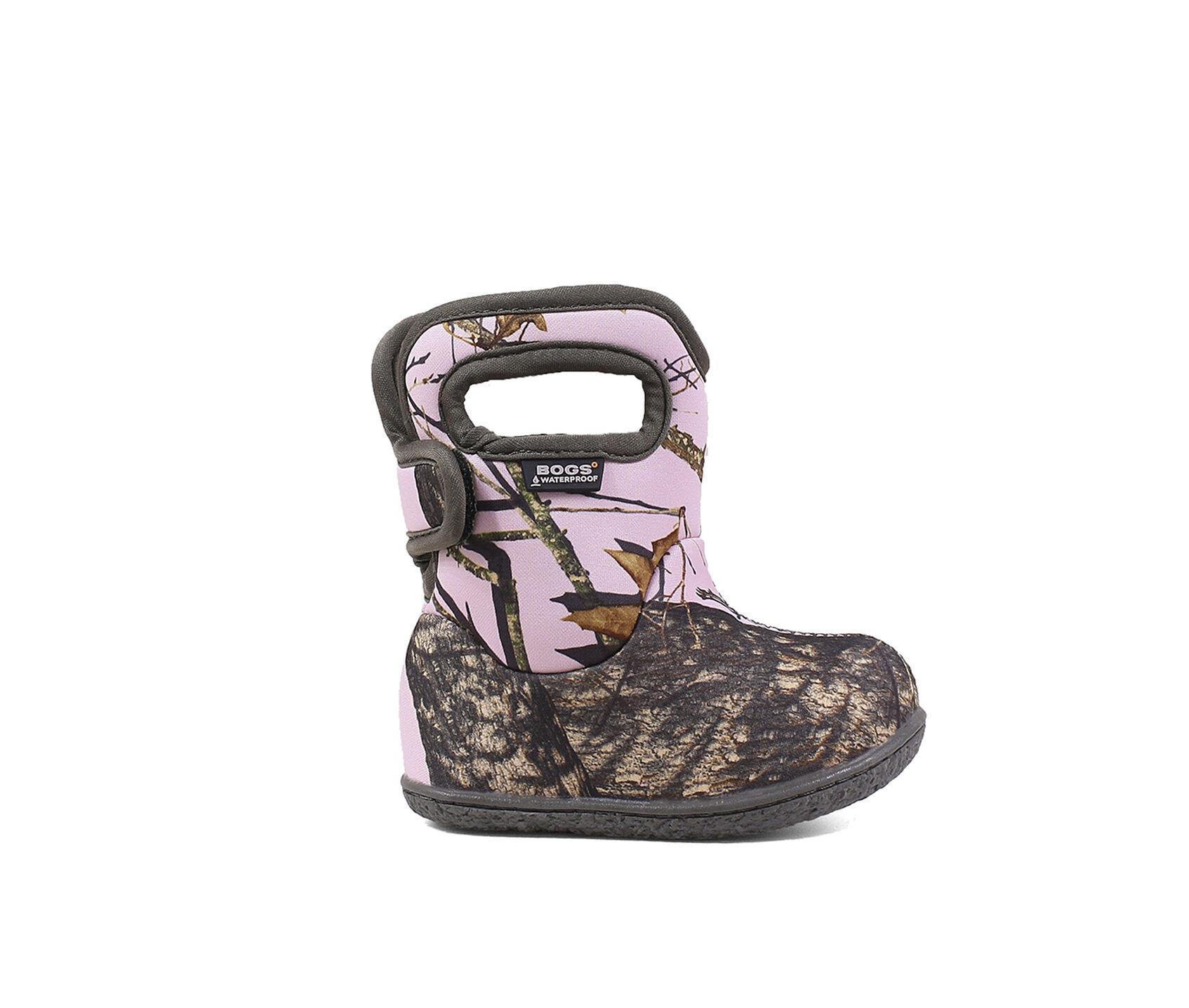 de5ef6f9fa Girls' Bogs Footwear Toddler Mossy Rain Boots