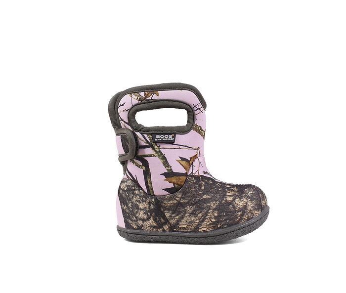 Girls' Bogs Footwear Toddler Mossy Rain Boots