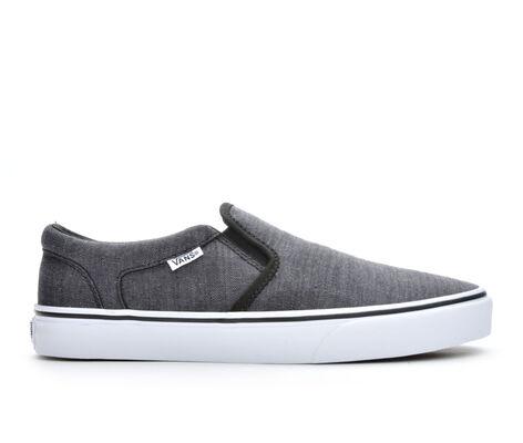 Men's Vans Asher Premium Skate Shoes