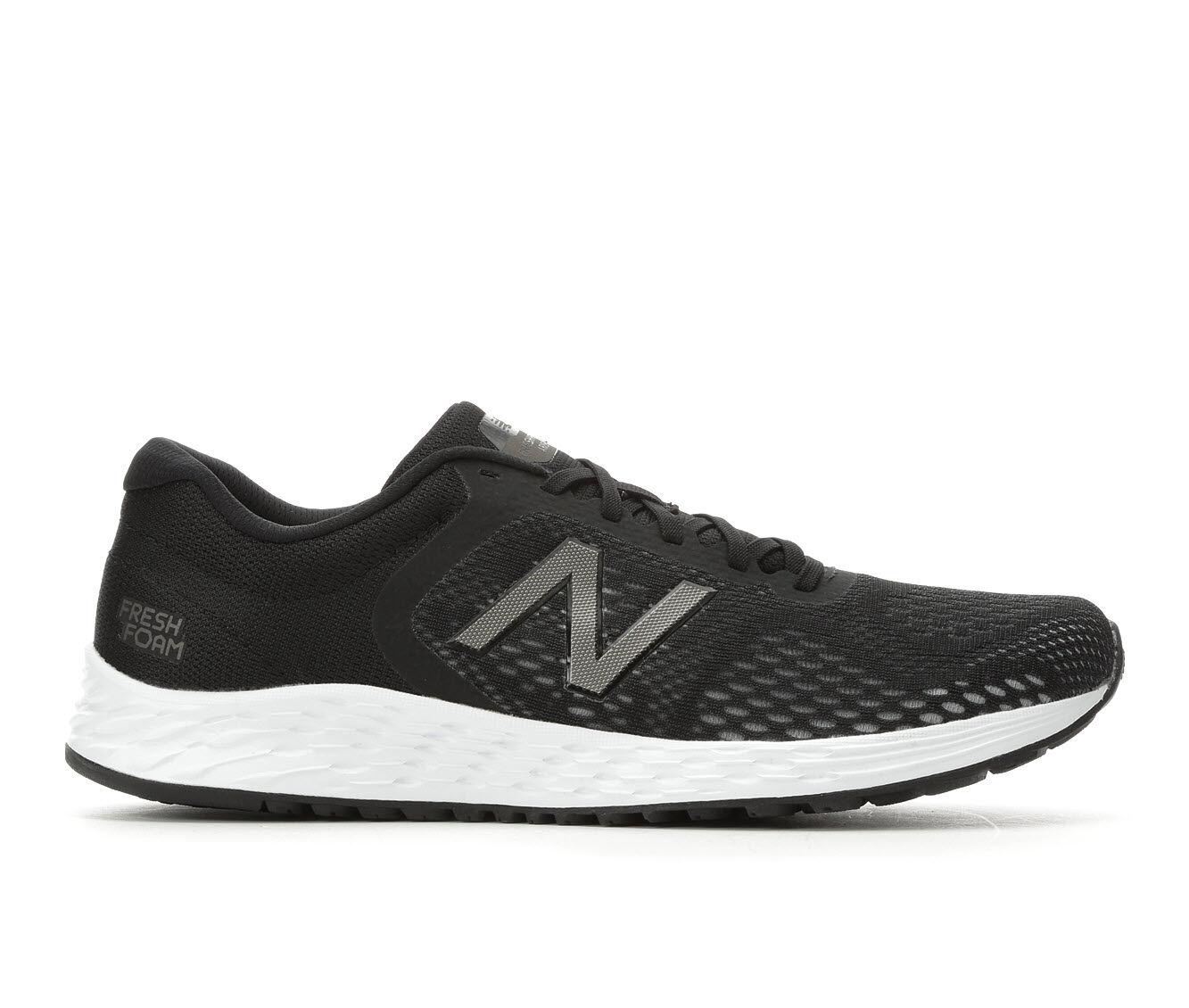 Appealing Men's New Balance Arishi v2 Running Shoes Blk/Wht/Sil