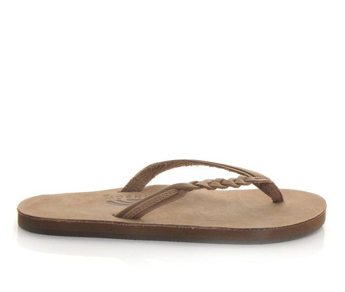 Women's Rainbow Sandals Flirty Braidy -301ALTSB Flip-Flops