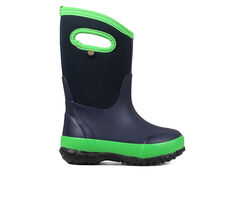Boys' Bogs Footwear Toddler & Little Kid & Big Kid Classic Matte Rain Boots