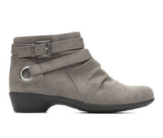 Women's Axxiom Charlotte Ruched Booties