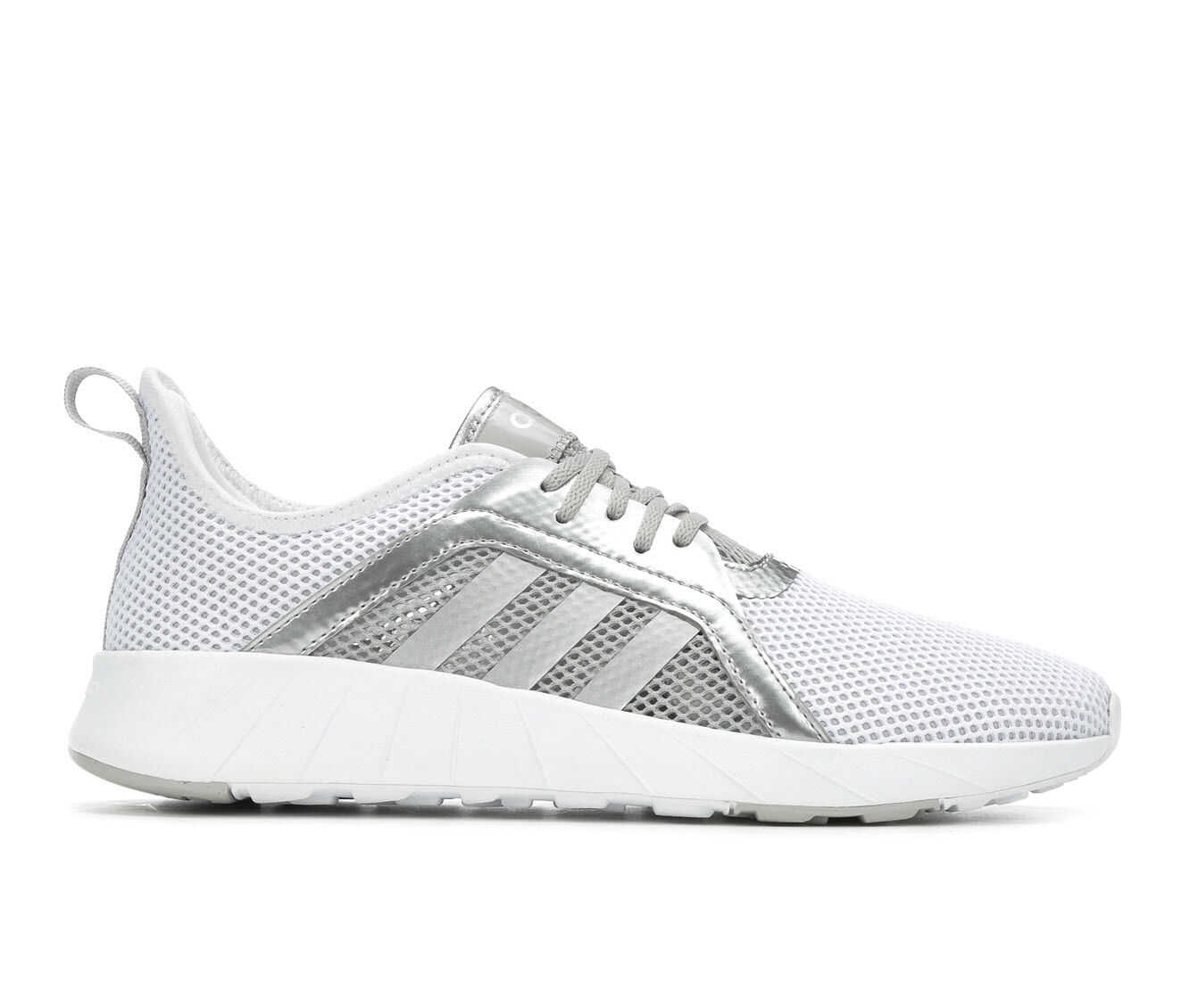 buy latest style Women's Adidas Khoe Run Running Shoes White/Grey/Silv