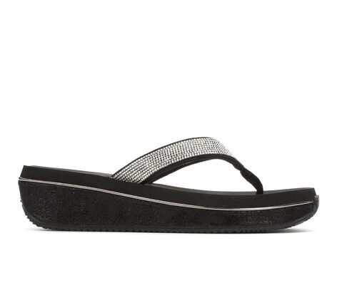 Women's Volatile Eleanor Wedge Flip-Flops