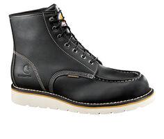 "Men's Carhartt CMW6191 Wedge 6"" Waterproof Soft Toe Work Boots"