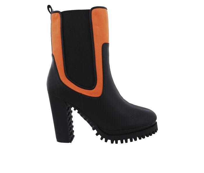 Women's Penny Loves Kenny Fargo Lugged Platform Chelsea Boots