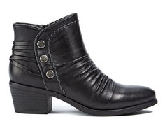 Women's Baretraps Bethany Ruched Booties
