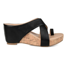 Women's Journee Collection Rayna Wedges