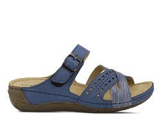 Women's Flexus Denia Footbed Sandals