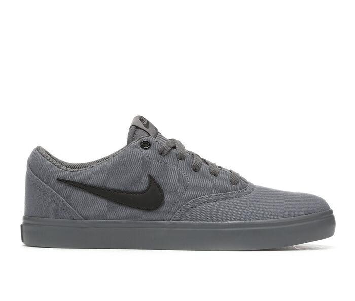 Men's Nike SB Check Solar Canvas Skate Shoes