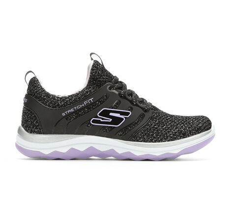 Girls' Skechers Diamond Runner Sparkle 10.5-6 Running Shoes