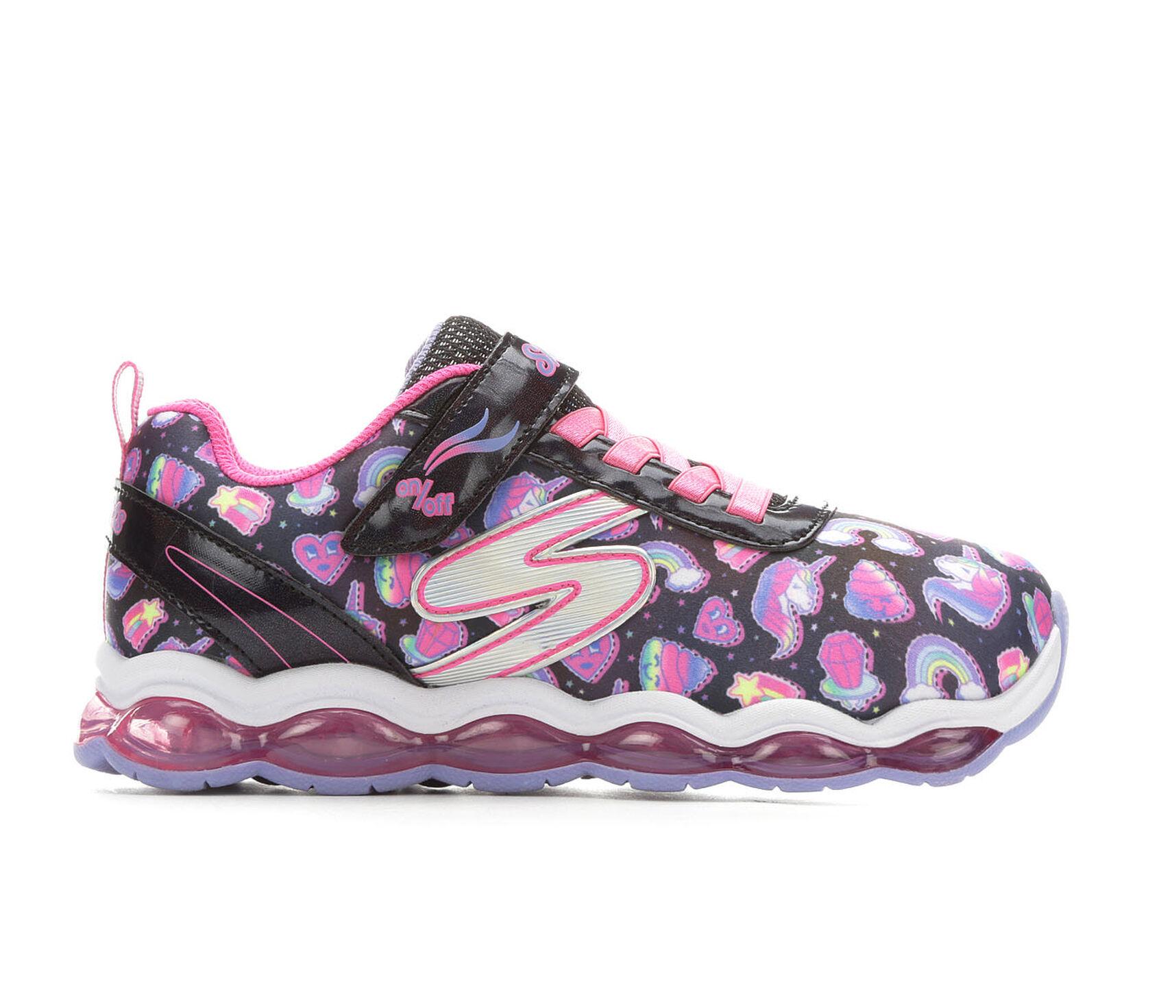 f30090eb Girls' Skechers Little Kid Sparkle Dreams Light-Up Sneakers | Shoe ...