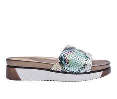 Women's Jane And The Shoe Hannah Flatform Sandals