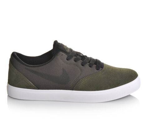 Boys' Nike Check 3.5-7 Skate Shoes