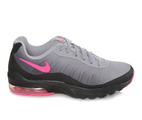 Girls' Nike Air Max Invigor 3.5-7 Running Shoes
