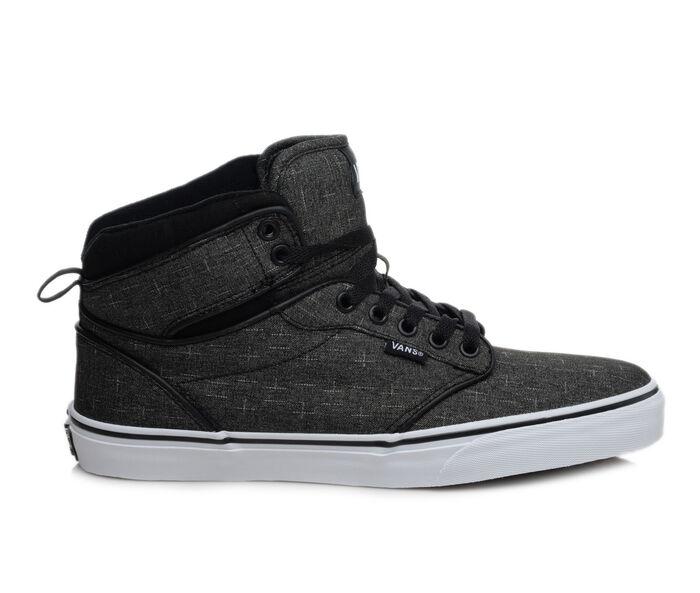 Men's Vans Atwood Hi Textile Skate Shoes
