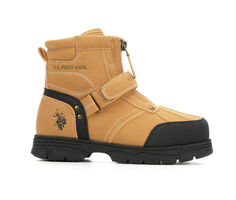 Boys' US Polo Assn Little Kid & Big Kid Fairfield Boots