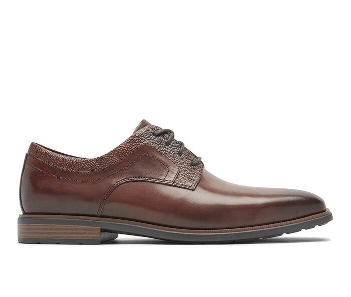Men's Rockport Farrow Plain Toe Dress Shoes