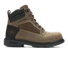 Men's Wolverine Bulldozer 2.0 Steel Toe Work Boots
