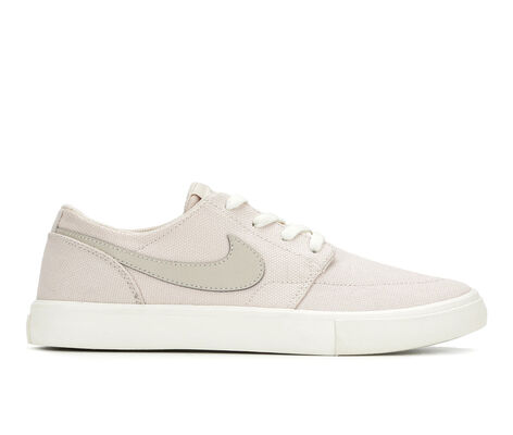 Women's Nike Portmore II Solar Check Skate Shoes