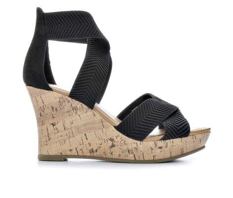 Women's Y-Not Racey Platform Wedge Sandals