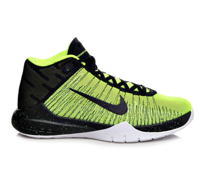 Boys' Nike Zoom Ascention 3.5-7 Basketball Shoes