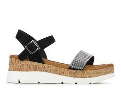 Women's Y-Not Gemma Wedge Sandals