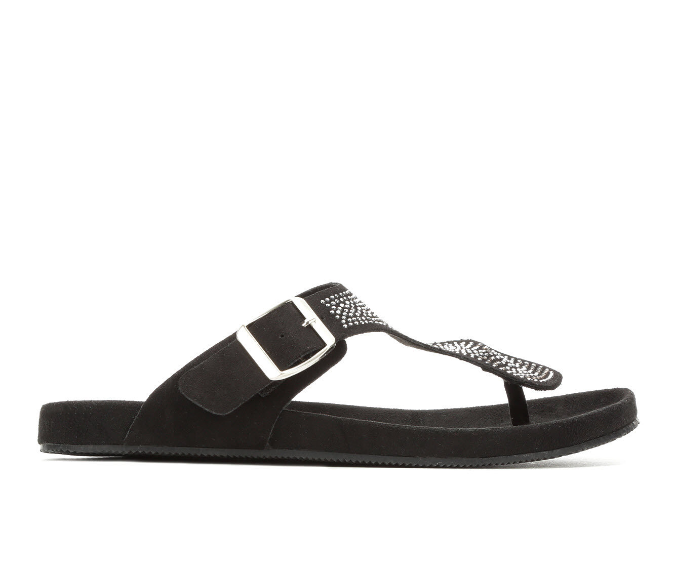Women's Makalu Sabana Footbed Sandals Black