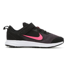 Girls' Nike Little Kid Downshifter 9 Running Shoes