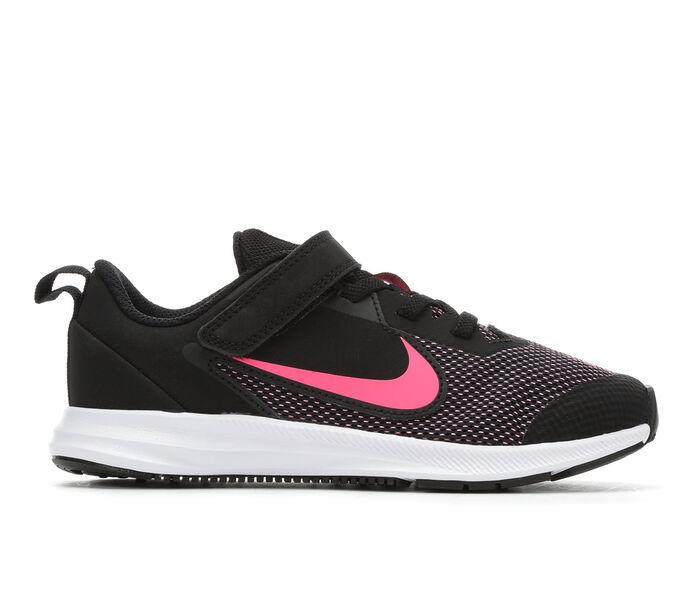 Girls' Nike Little Kid Downshifter 9 Running Shoes