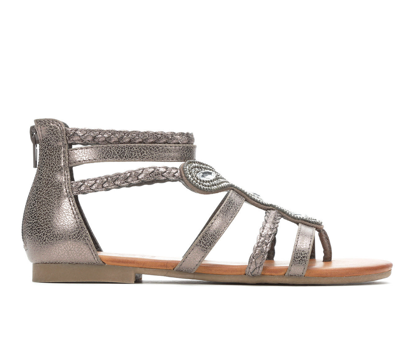 coupon Women's Jellypop Conner Sandals Pewter