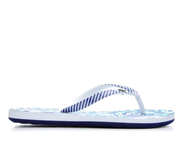 Girls' Roxy RG Pebbles V Flip-Flops