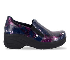 Women's Easy Works by Easy Street Appreciate Purple Celestial Safety Shoes