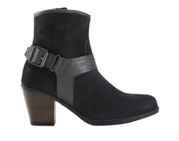 Women's Earth Lina Arlington Western Booties
