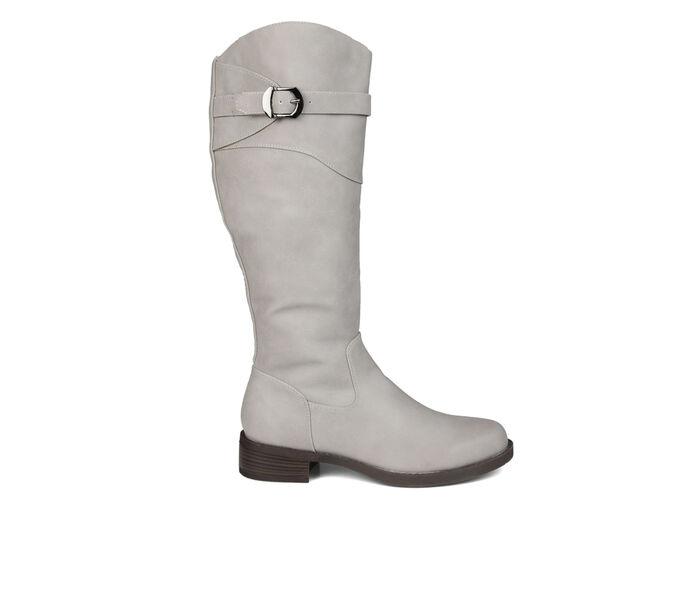 Women's Journee Collection Brooklyn Wide Calf Knee High Boots