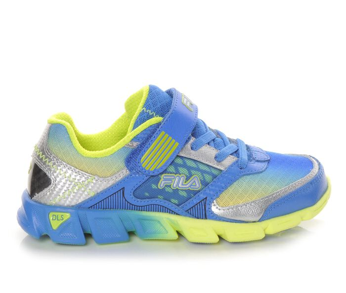 Boys' Fila Ultraloop 4 Velcro 10.5-4 Running Shoes