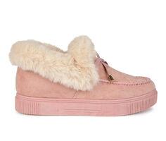 Women's Journee Collection Midnight Platform Winter Shoes