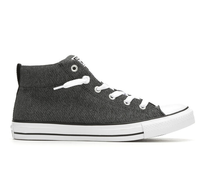 2417f4a2c1a5 Men  39 s Converse Chuck Taylor All Star Street Mid Knit Sneakers