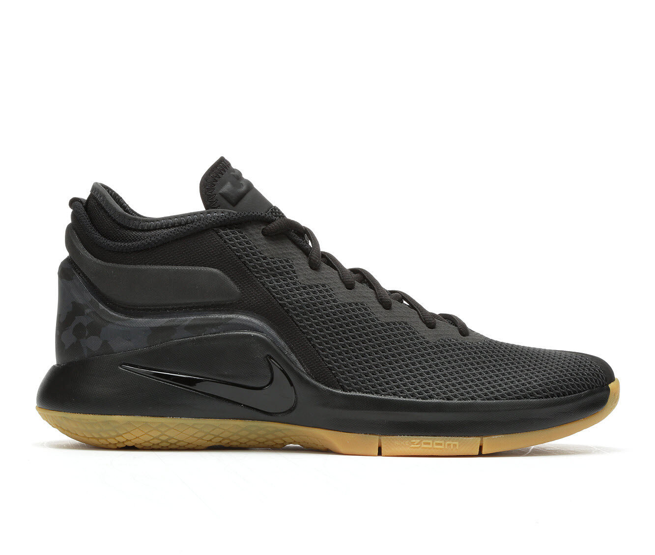Nike Lebron James Wintness 2 Black Brown Shoes