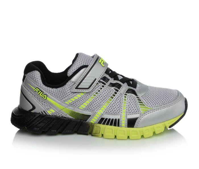 Boys' Fila Volcanic Runner 5 Velcro 10.5-4 Running Shoes