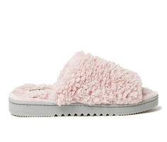 Dearfoams Kristy Furry Slide