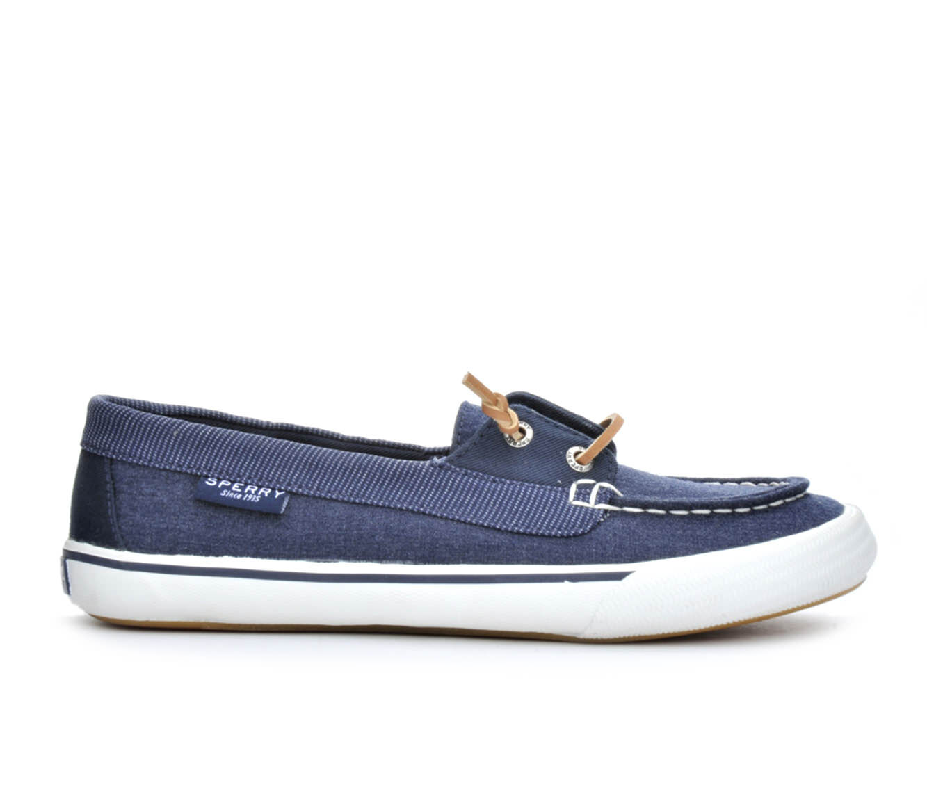 Women's Sperry Lounge Away Boat Shoes Navy