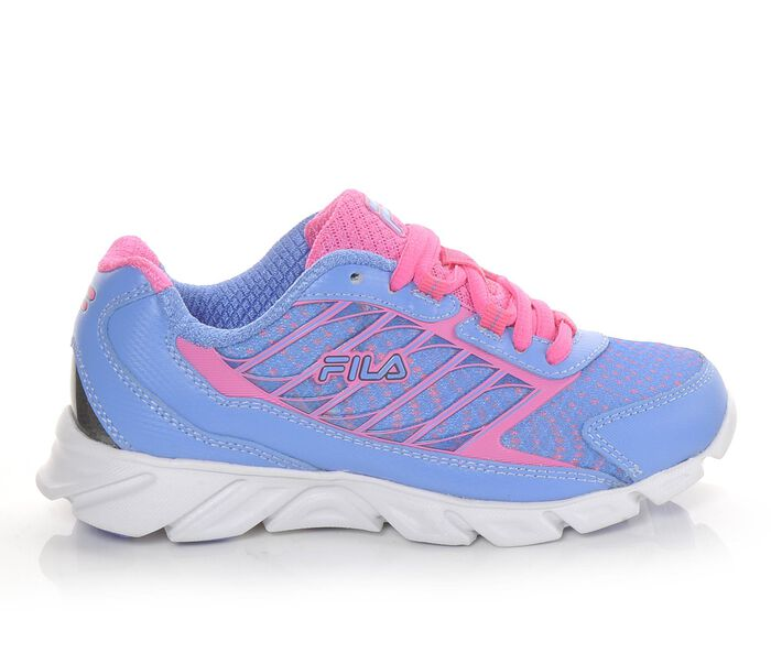Girls' Fila Hypersplit 4 G Wide Running Shoes